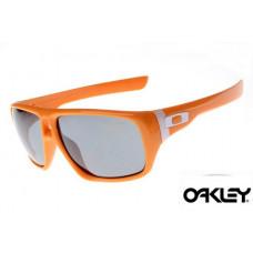 2afaf59f300 Oakley Dispatch Sunglasses Orange Frame Gray Iridi.
