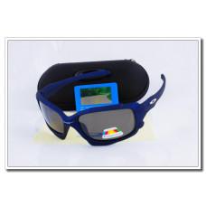 8f95d3e5a0f Oakley Jawbone Polarized Sunglasses Blue Frame Gra.
