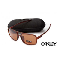 a11e8f18cde59 Oakley Deviation Sunglasses Brown Frame Brown Irid.